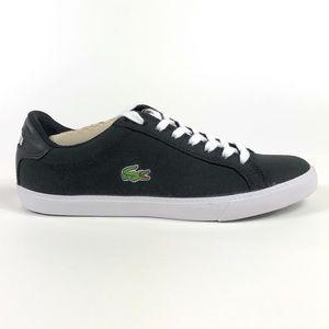 Lacoste Graduate Vulc FB SPM Black Shoes Sneakers